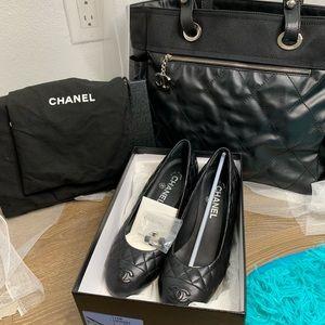 Chanel Pumps Lambskin Heels
